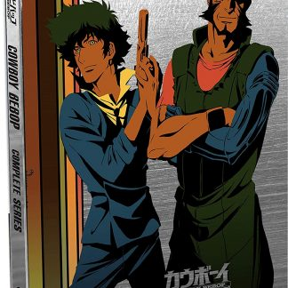 Cowboy Bebop: The Complete Series Blu-ray + Digital