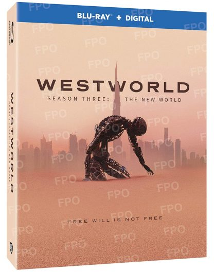 Westworld: The Complete Third Season (Blu-ray + Digital Copy)
